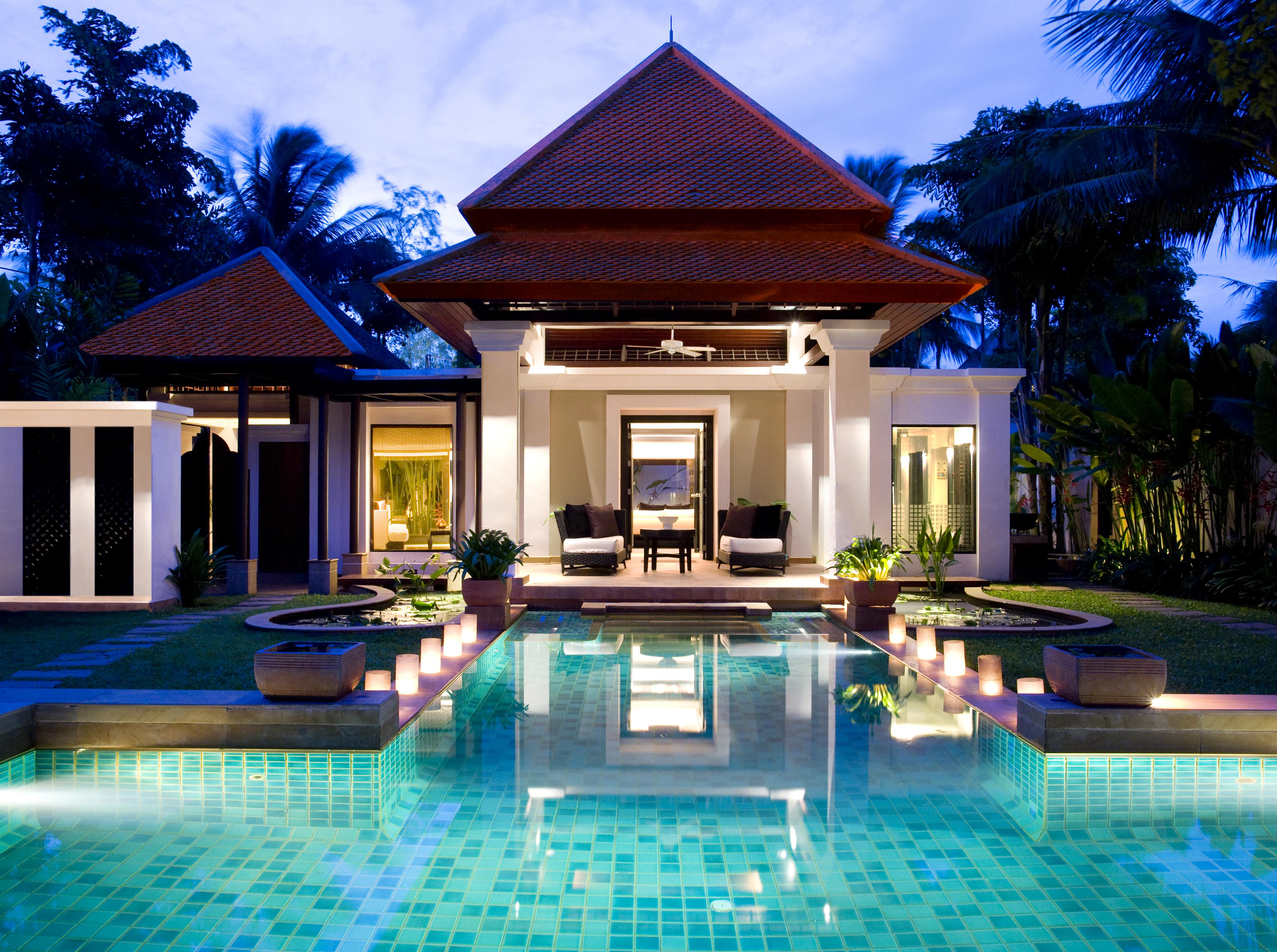 Best Private Honeymoon Beach Villa Mauritius
